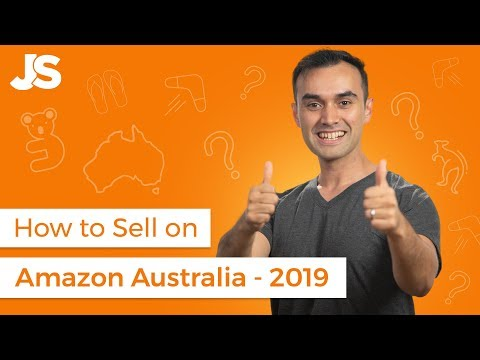 How To Sell On Amazon Australia 2019