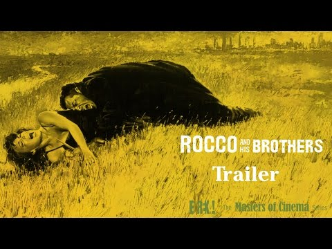 ROCCO AND HIS BROTHERS (Masters of Cinema) Original Italian Theatrical Trailer