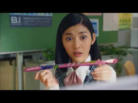 I've been ruined by Long Long Man, the greatest love story ever told by Japanese gum commercials