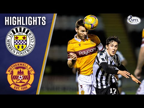 St Mirren Motherwell Goals And Highlights