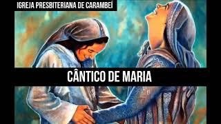 CÂNTICO DE MARIA