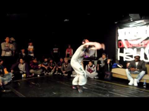 Ruby vs Yip hop hip Battle best 16@Hip Hop Dance Week