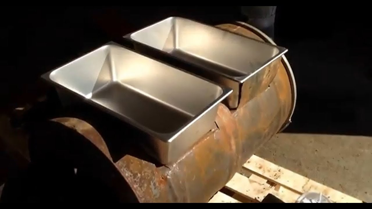 Building A Homemade Maple Syrup Evaporator 55 In
