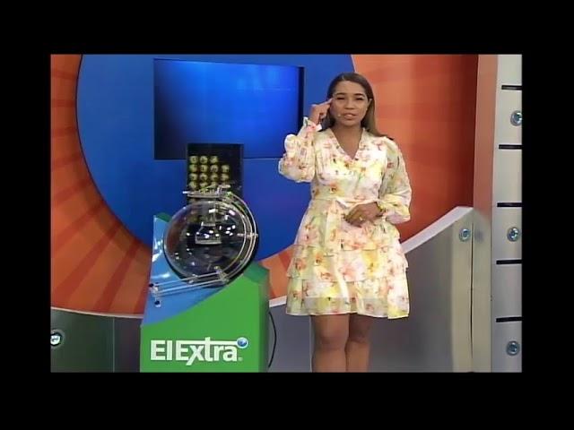 Loteka Lotería Electrónica Sorteo 07:55 PM 08-06-2021
