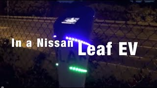 500 miles in a day in a nissan leaf