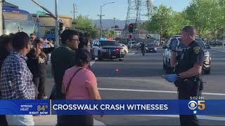 Witnesses Describe Horror Of Seeing Car Plow Into Pedestrians In Sunnyvale