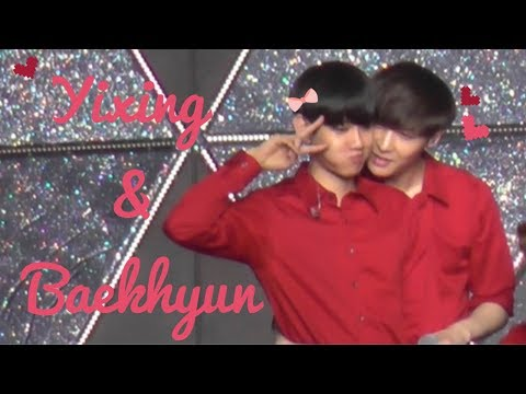 BAEKHYUN BEING IN LOVE WITH LAY 💕