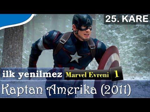 Captain America: The First Avenger (2011) - İlk Yenilmez - Marvel Evreni İncelemeleri 1