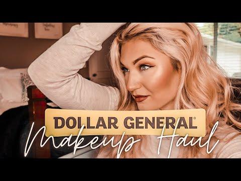 FULL FACE OF DOLLAR GENERAL MAKEUP || Affordable Makeup Haul