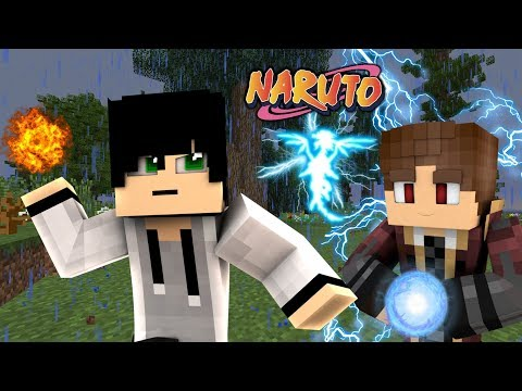 Minecraft: Naruto   ULTIMATE LIGHTNING JUTSU! EP 6 (Minecraft Naruto Roleplay RPG)