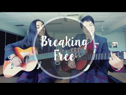 High School Musical - Breaking Free (Cover) | Ameya Ajay