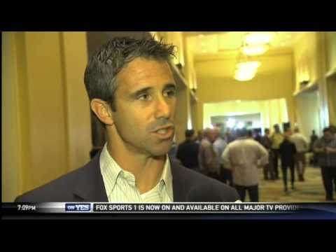 Yankees Hot Stove: Jack Curry interviews Brad Ausmus