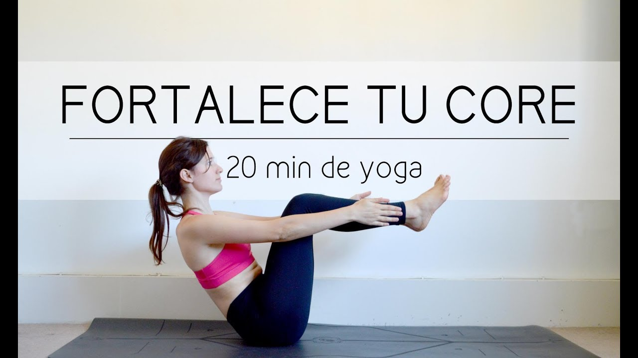 yoga 20 minutos