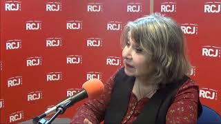 Objectif Santé invitée Sylvie Tenenbaum  sur RCJ