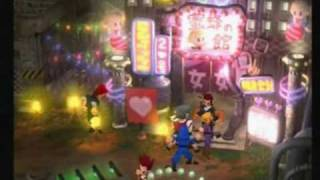 Final Fantasy 7-The Slums