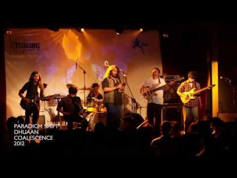 DHUAAN - PARADIGM SHIFT. Live at Blue Frog