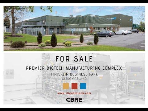 Premier Biotech Manaufacturing Complex - Sligo Ireland