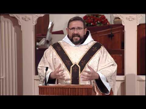Daily Readings and Homily - 2020-10-12 - Fr. Leonard