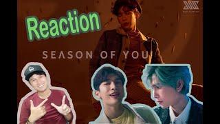 Download lagu [Reaction] Mew Suppasit - Season of You (ทุกฤดู)   IDearpop