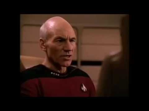 Star Trek TNG christmas song Make It So - YouTube