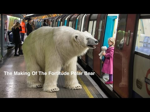 Polar Bear Roams London [Sky Atlantic, Fortitude]