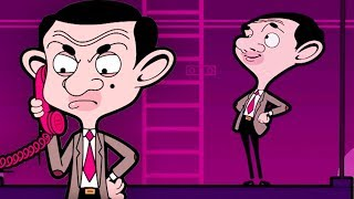 BEAN in the Lift 🧸| (Mr Bean Cartoon) | Mr Bean Full Episodes | Mr Bean Comedy