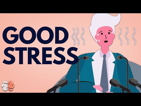Stress Can be Good For You. Here's How