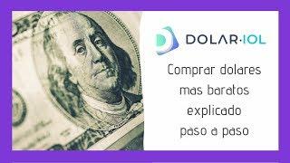 DolarIOL: Dolar barato, Dolar hoy ✅ | Giselle Colasurdo