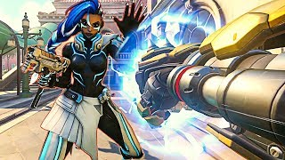 THIS Is Why PROS Are GOD-TIER..!! - Overwatch Pro Player God Moments