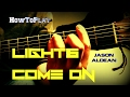 HowToPlay: Lights Come On - Jason Aldean
