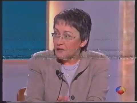 El primer café: Matilde Fernández (17/11/1999)