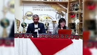 Чемпионат Мира онлайн 2020 Наминация салонный вечерний макияж Александр Полевич Чемпион Мира