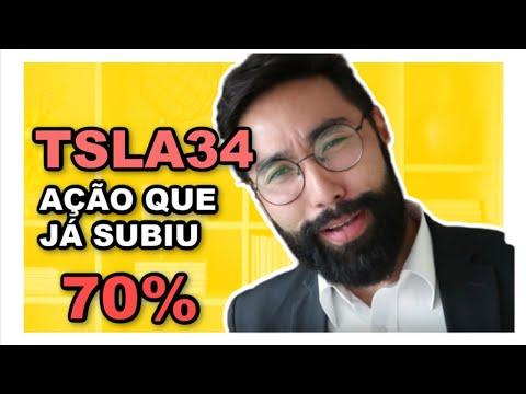 Como COMPRAR ações da TESLA no Brasil? TESLA AÇÕES NASDAQ TSLA34