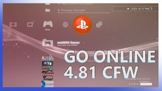 How to go online on a JAILBROKEN PS3 and PREVENT BAN