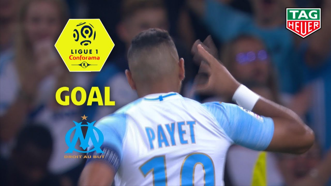 new product aee4d b690f Goal Dimitri PAYET (73') / Olympique de Marseille - EA Guingamp (4-0)  (OM-EAG) / 2018-19
