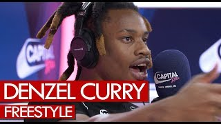 Скачать Denzel Curry Freestyle Goes Hard On Scarface Wu Tang Beats 4K