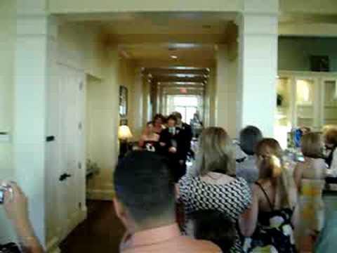 Justin & Megan Estes reception