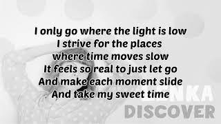 Download Lenka - Sweet Time | Lirik