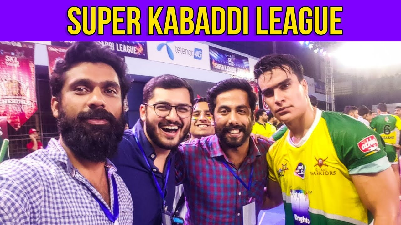 Day Out at Super Kabaddi League | Vlog | MangoBaaz