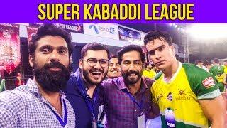 Day Out at Super Kabaddi League   Vlog   MangoBaaz