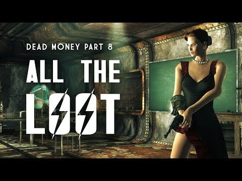 Dead Money Part 8: All the Loot - Gear, Achievements, Challe