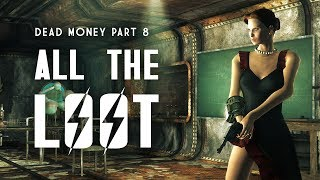 Dead Money Part 8: All the Loot - Gear, Achievements, Challenges, Perks, & More - Fallout New Vegas