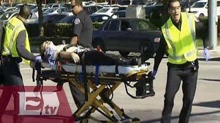 Tiroteo en San Bernardino, California, deja 14 muertos  / Kimberly Armengol