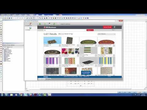 3D Model Warehouse Update