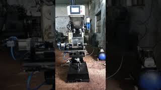 Noble Industries Automatic Chinese Capstan Lathe