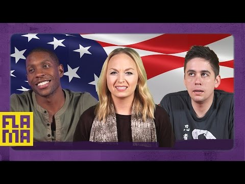 Americans Try U.S. Citizenship Test