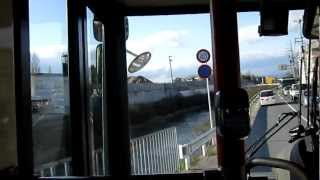 【京都市バス】 20系統前面展望シリーズPart5 (免許試験場前→菱川)