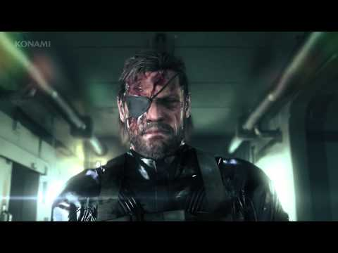Final Trailer-MGSV (Quiets Theme) by Hideo Kojima