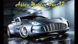 Видео обзор автомобиля Aston Martin One-77 со всех сторон