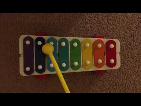 The ABC Song On A Fisher-Price Xylophone